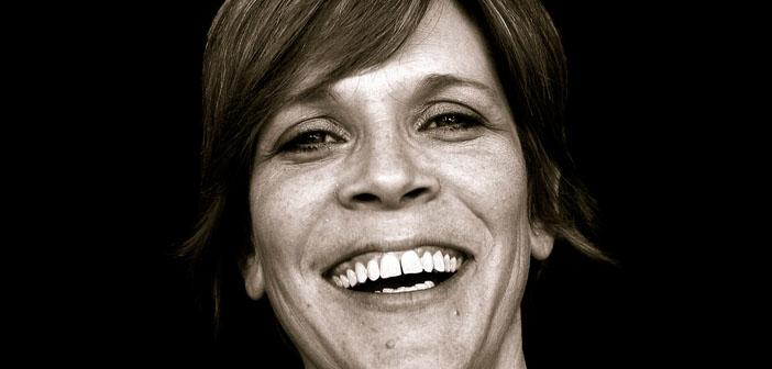 Elaine Faith Laughing Woman
