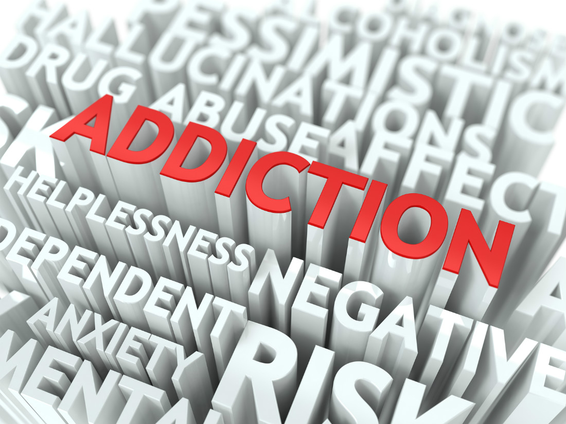 pass on your addictions / bigstock